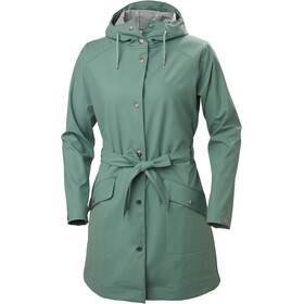 Helly Hansen Kirkwall II Raincoat Dam jade
